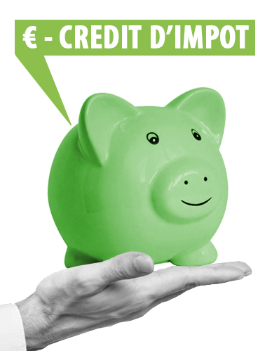 isolation credit impot