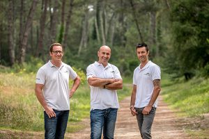 Votre équipe Ecobat spécialiste du Traitement humidité à Boucau