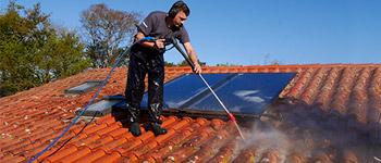 Ecobat Nettoyage toiture Lahonce