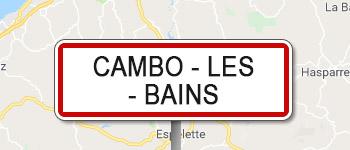 Traitement humidité Cambo-les-Bains