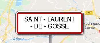 Nettoyage toiture Saint-Laurent-de-Gosse