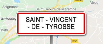Nettoyage toiture Saint-Vincent-de-Tyrosse